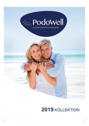 Podowell Katalog 2019
