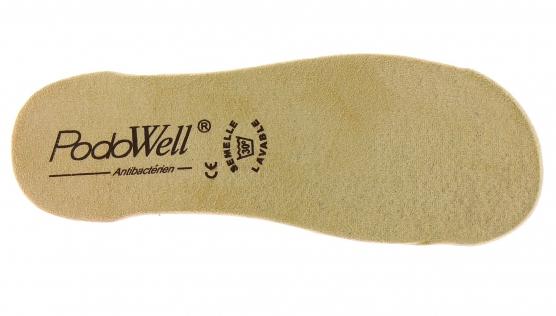 Podowell Textil-Einlage PODERMA beige