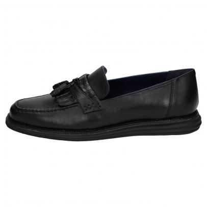 SENSOMO III Herren Loafer schwarz
