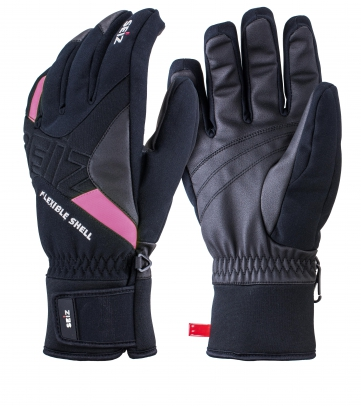 Seiz FLEXIBLE schwarz/pink