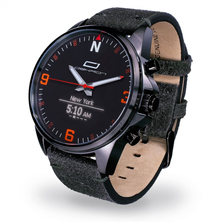 Oskron Gear Smartwatch  007